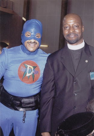 Bishop Edward Turner and DangerMan